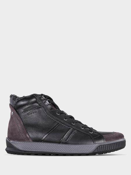 Купить Ботинки мужские ECCO ZM4252, Черный