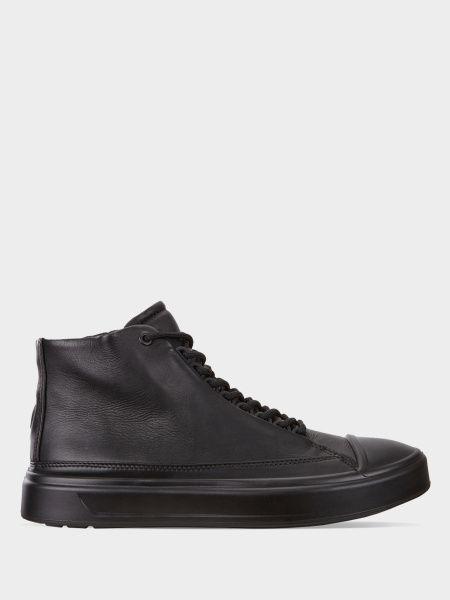 Купить Ботинки мужские ECCO ZM4253, Черный