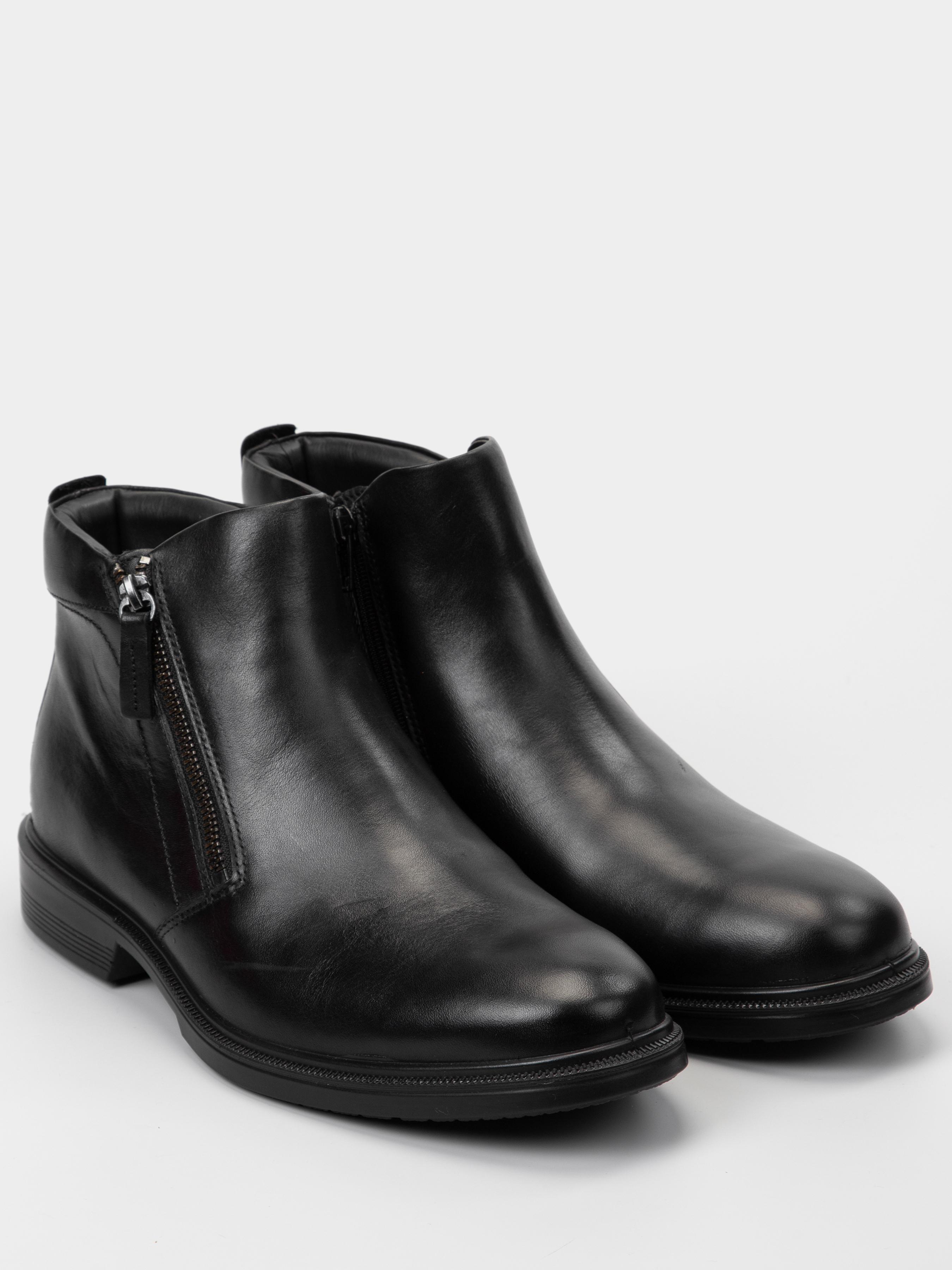 Ботинки мужские ECCO ZM4260 примерка, 2017