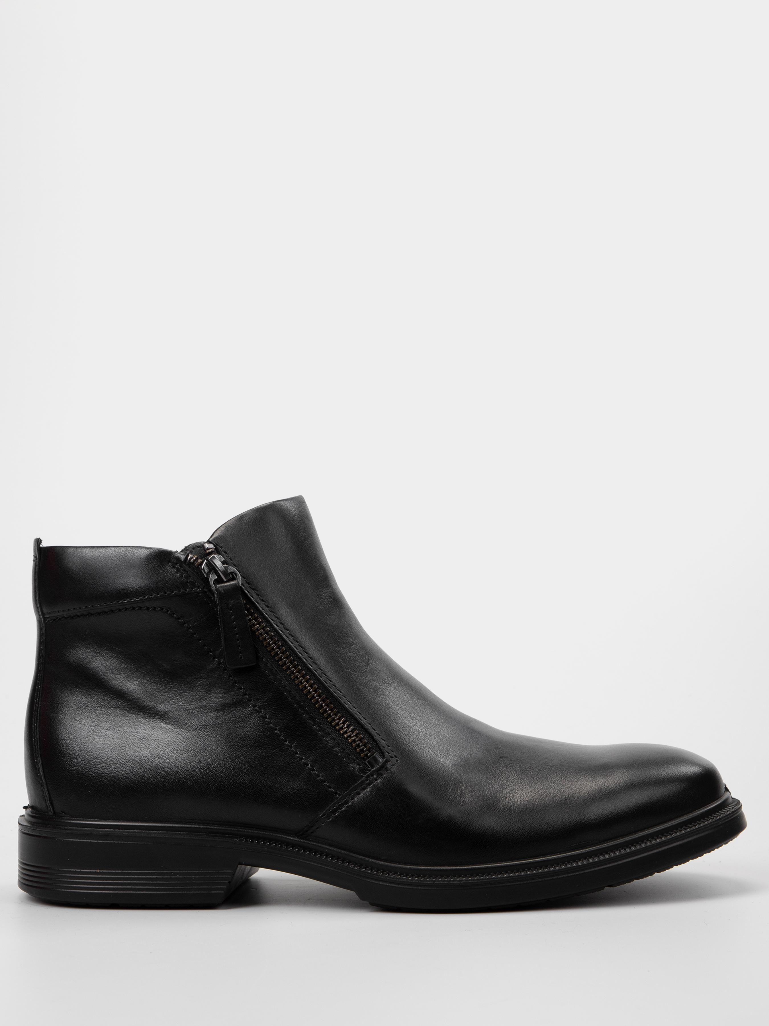 Купить Ботинки мужские ECCO ZM4260, Черный
