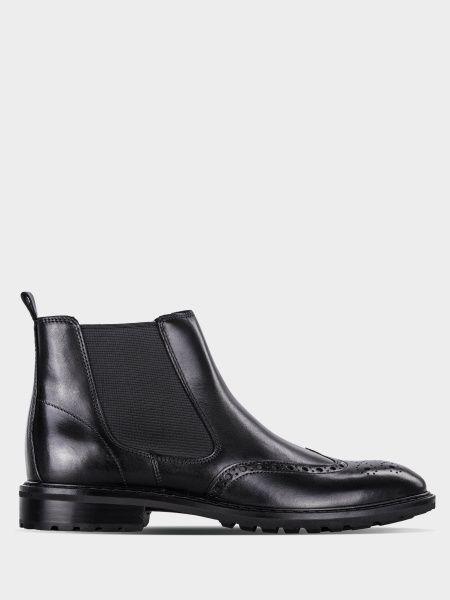 Купить Ботинки мужские ECCO ZM4262, Черный