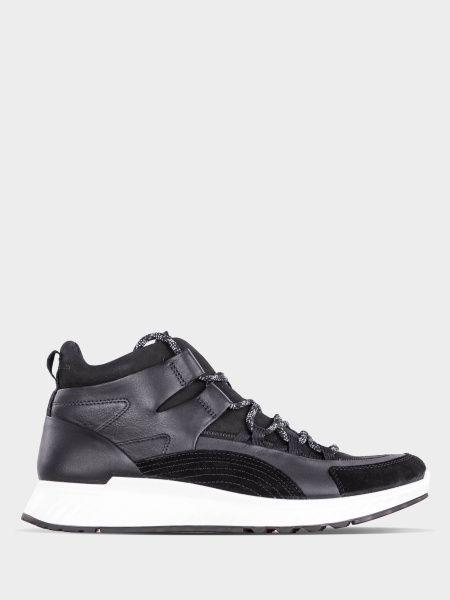 Купить Ботинки мужские ECCO ZM4290, Черный