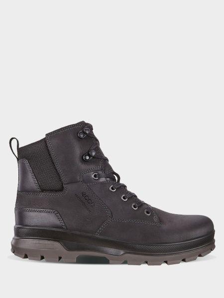 Купить Ботинки мужские ECCO ZM4294, Черный