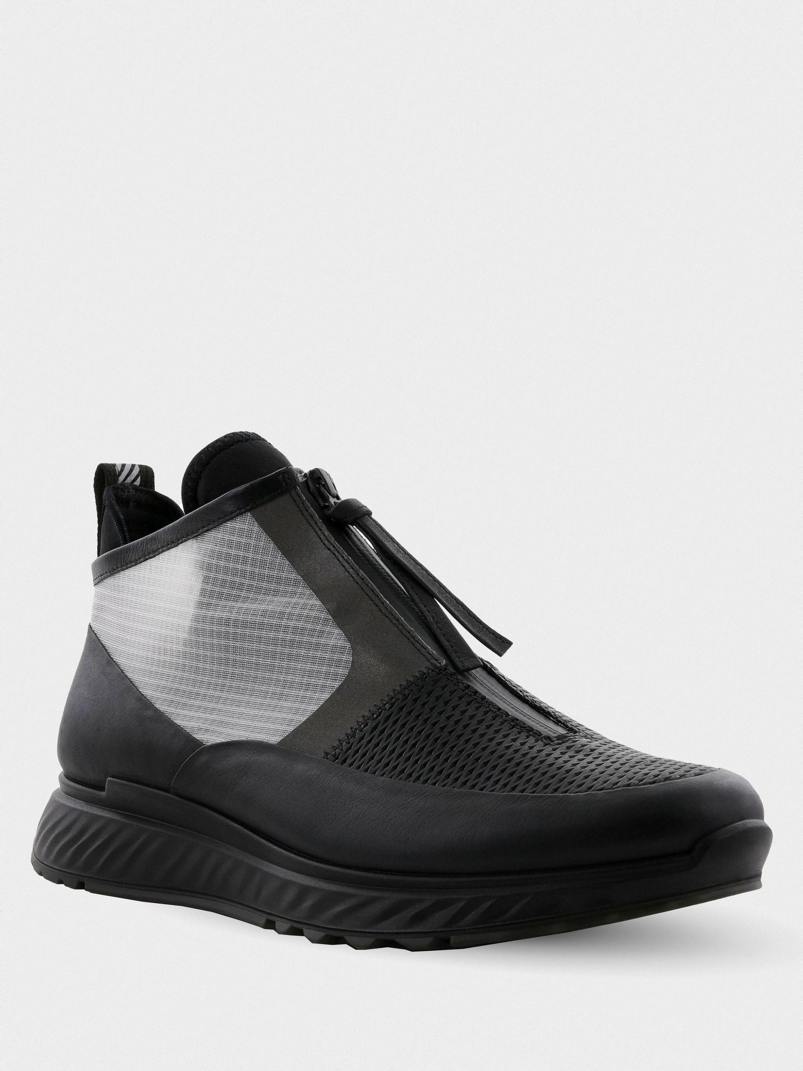 Купить Ботинки мужские ECCO ST.1 M ZM4339, Черный