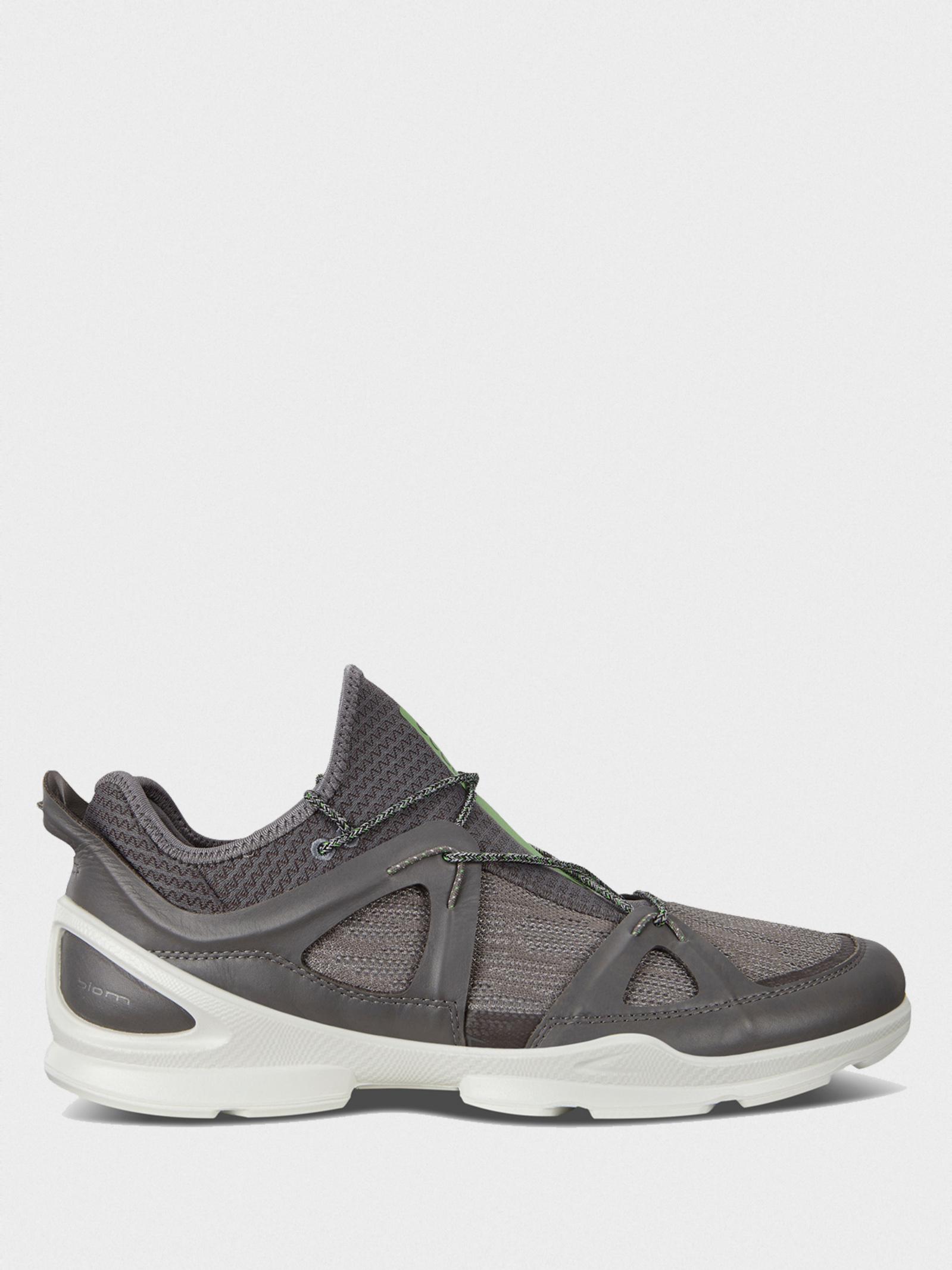 Кроссовки мужские ECCO BIOM STREET M 841854(51735) цена обуви, 2017