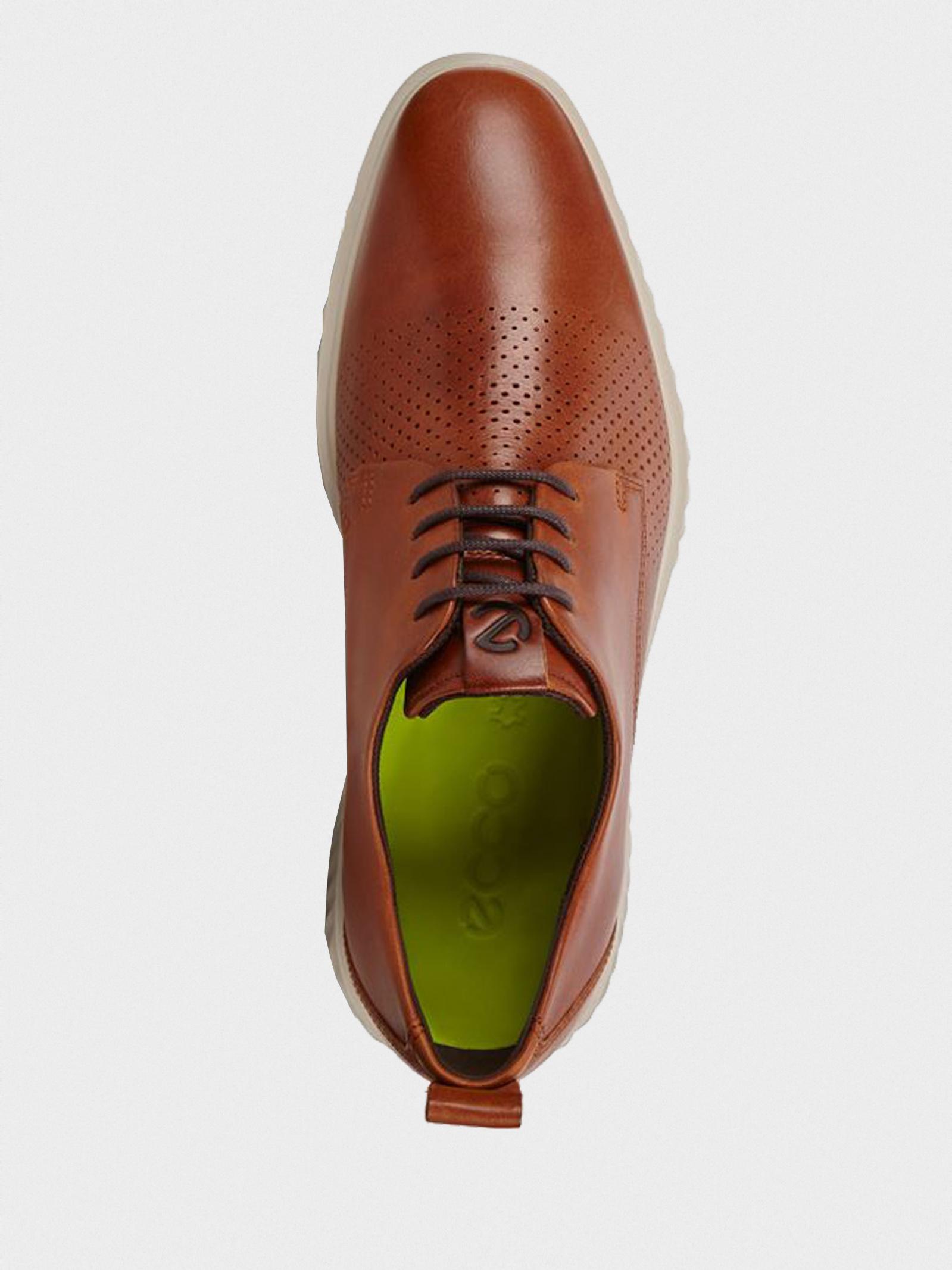 Туфлі  для чоловіків ECCO 837254(02112) брендове взуття, 2017