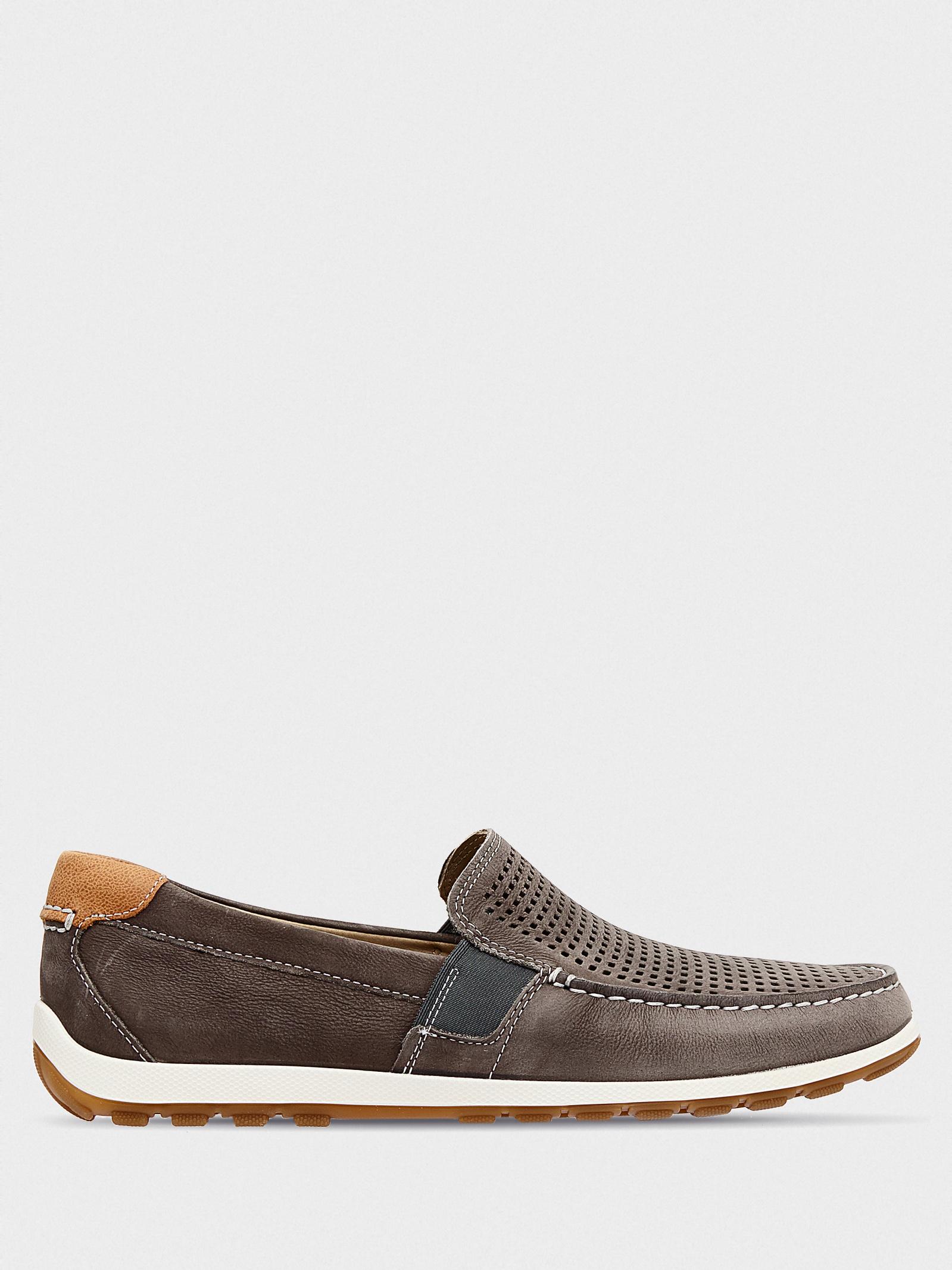 Мокасини  для чоловіків ECCO 660454(02308) розміри взуття, 2017