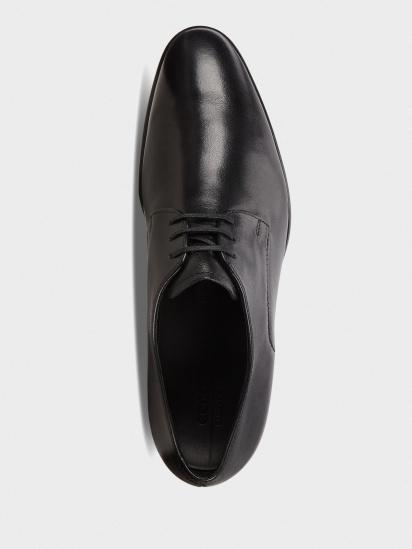 Туфлі  чоловічі ECCO 523624(01001) вартість, 2017