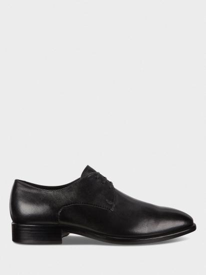 Туфлі  чоловічі ECCO 523624(01001) купити в Iнтертоп, 2017