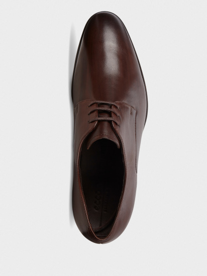 Туфлі  чоловічі ECCO 523624(01482) вартість, 2017