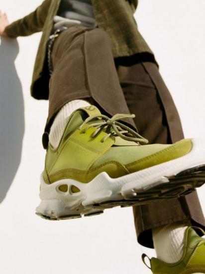 Кроссовки для мужчин ECCO BIOM ZM4489 брендовая обувь, 2017