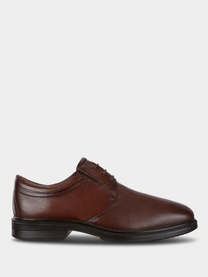 Туфлі  для чоловіків ECCO 62219401014 вартість, 2017