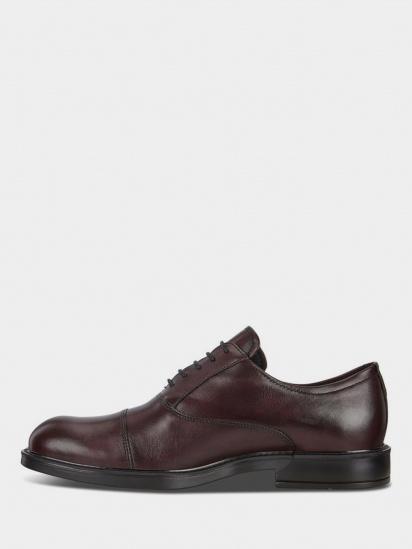 Туфлі  для чоловіків ECCO 64061401480 модне взуття, 2017