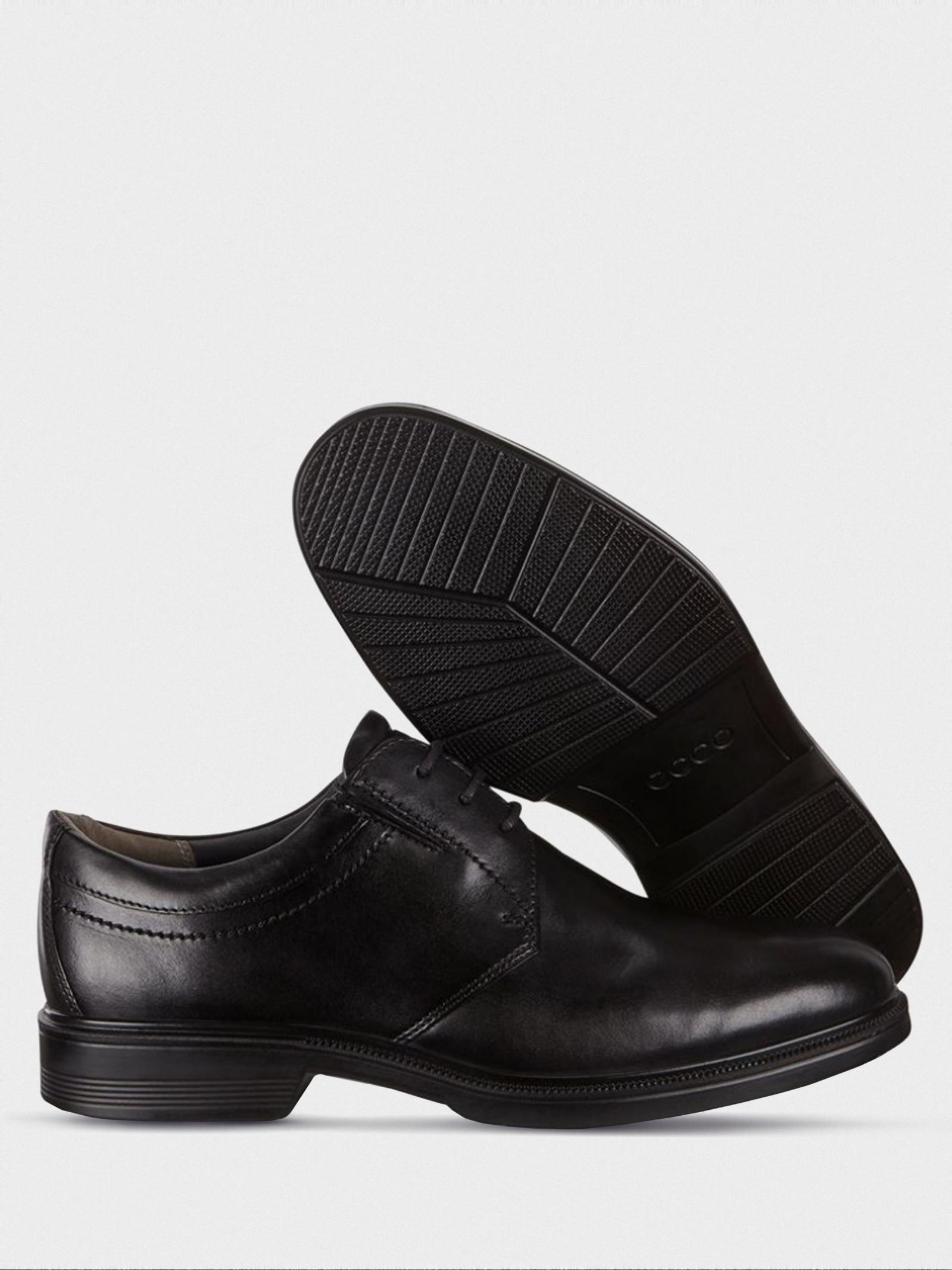 Туфлі  для чоловіків ECCO 62219401001 , 2017