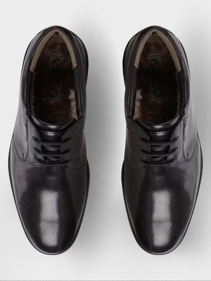 Туфлі  для чоловіків ECCO 62219401001 брендове взуття, 2017
