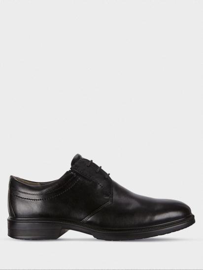 Туфлі  для чоловіків ECCO 62219401001 вартість, 2017