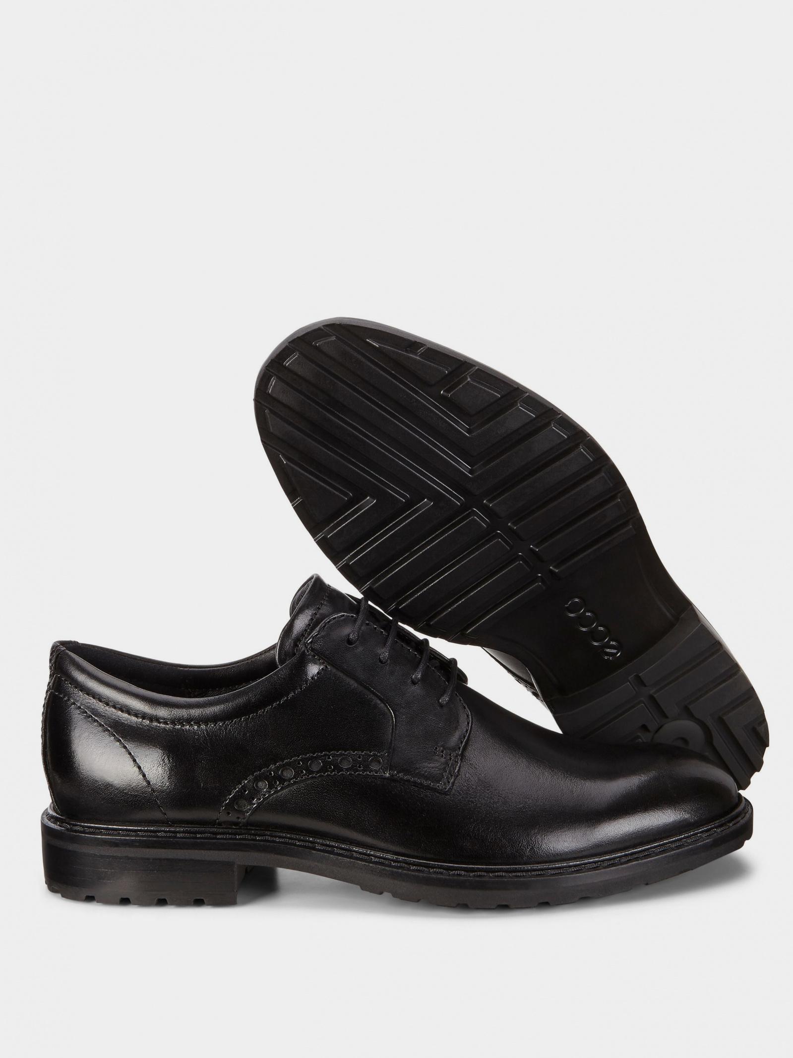 Туфлі чоловічі ECCO 64030401001 - фото