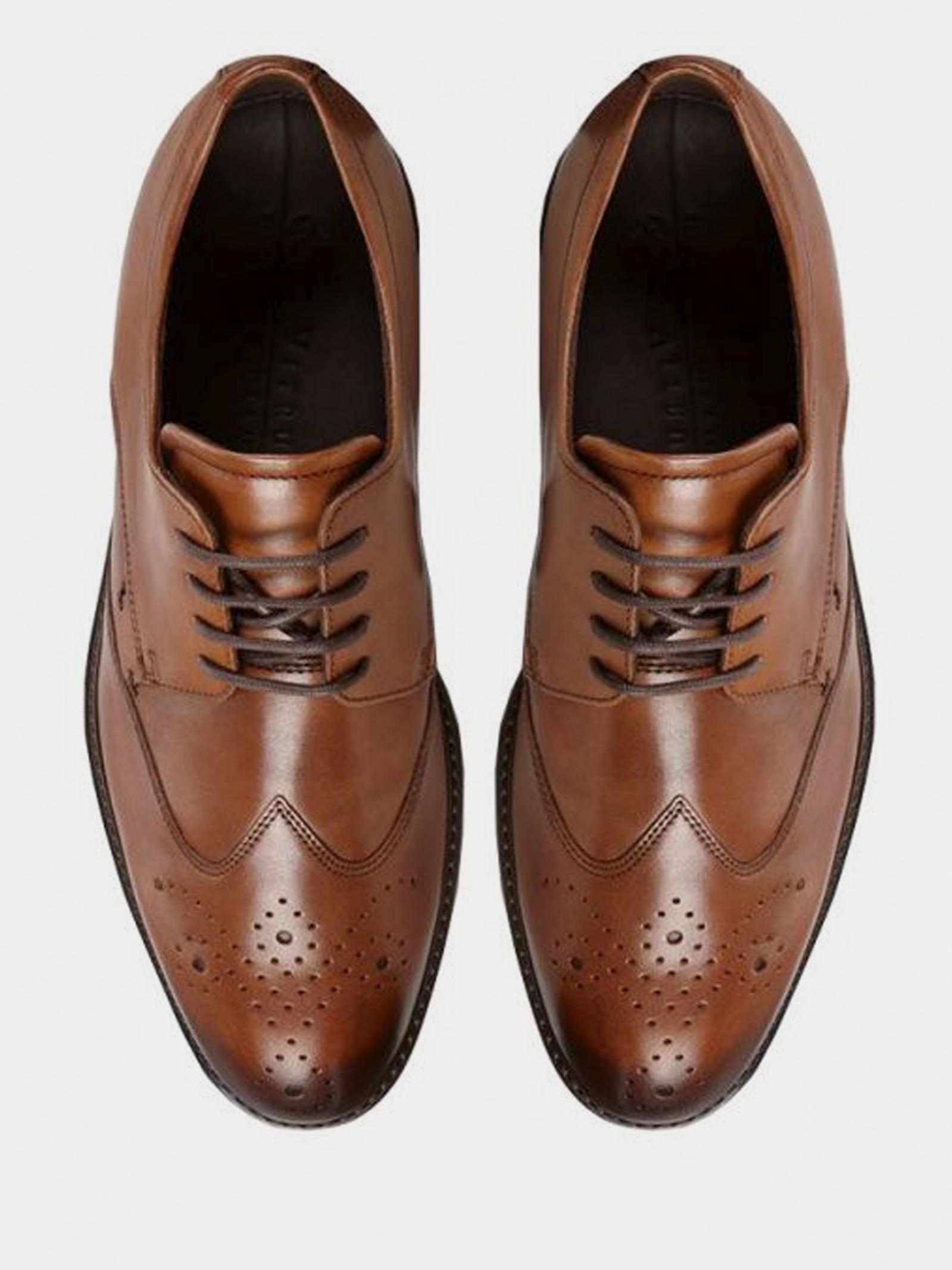 Туфлі  для чоловіків ECCO 64052401112 брендове взуття, 2017