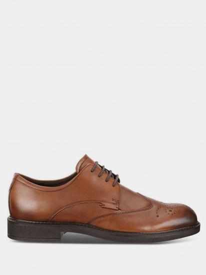 Туфлі  для чоловіків ECCO 64052401112 вартість, 2017