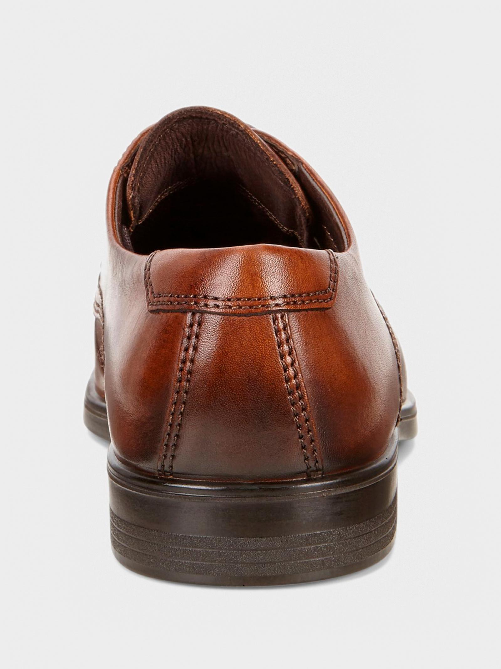 Туфлі  для чоловіків ECCO 62163401112 купити взуття, 2017