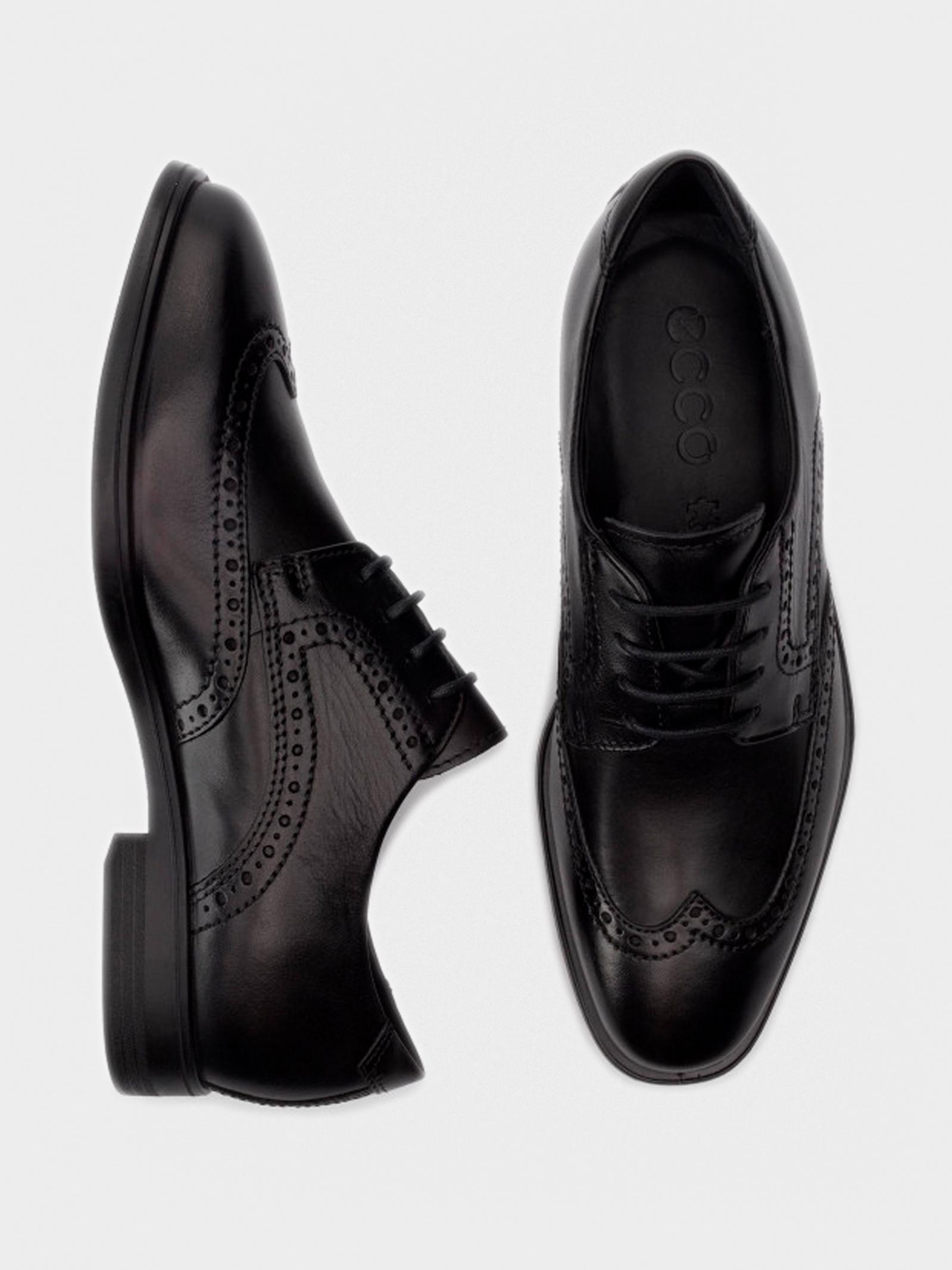 Туфлі  для чоловіків ECCO 62166401001 купити взуття, 2017