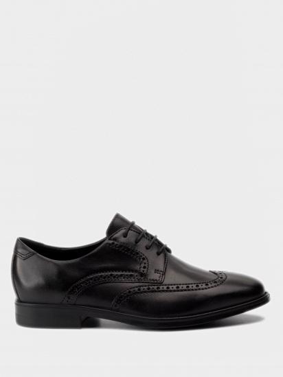 Туфлі  для чоловіків ECCO 62166401001 вартість, 2017
