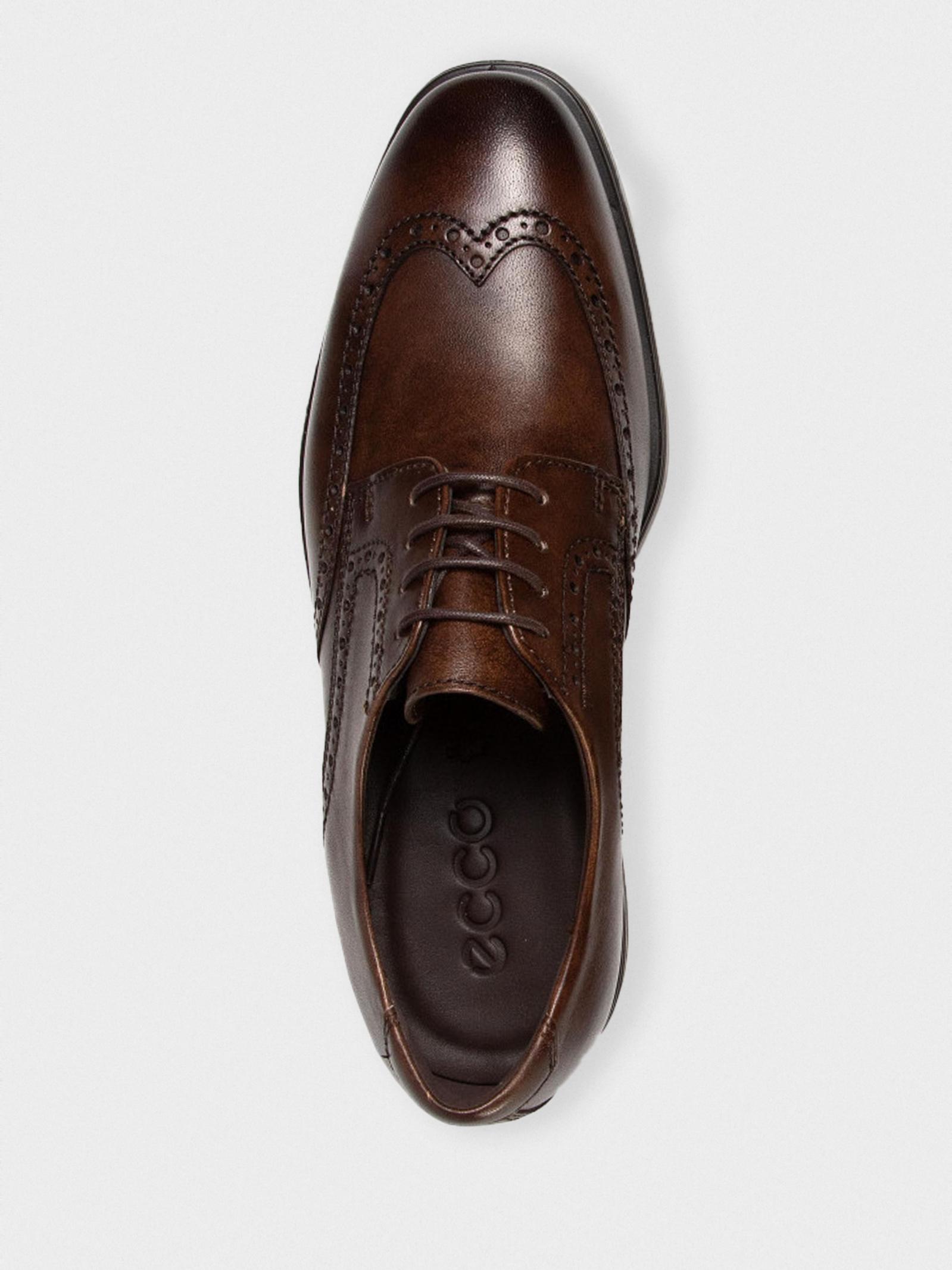 Туфлі  для чоловіків ECCO 62166401482 брендове взуття, 2017