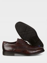 Туфлі  для чоловіків ECCO 62166401482 модне взуття, 2017