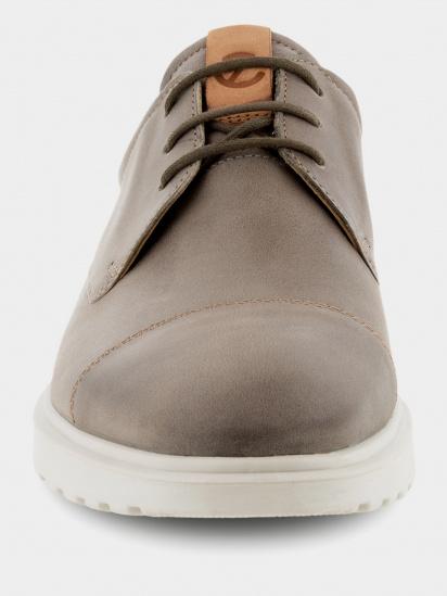 Туфлі ECCO CS20 HYBRID модель 63310460011 — фото 6 - INTERTOP