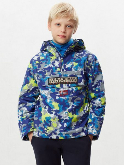 Куртка Napapijri модель NP000IWAFE01 — фото - INTERTOP
