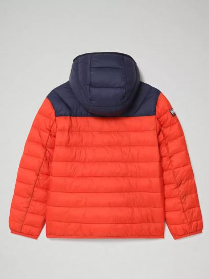 Куртка Napapijri Aerons Hood модель NP0A4EPMAA51 — фото 2 - INTERTOP