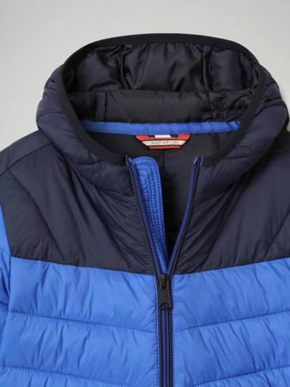 Куртка Napapijri Short jacket Aerons Hood модель NP0A4EPMBE11 — фото 2 - INTERTOP