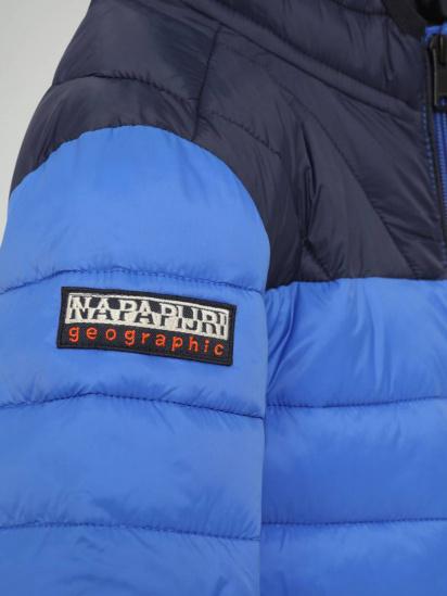 Куртка Napapijri Short jacket Aerons Hood модель NP0A4EPMBE11 — фото 3 - INTERTOP