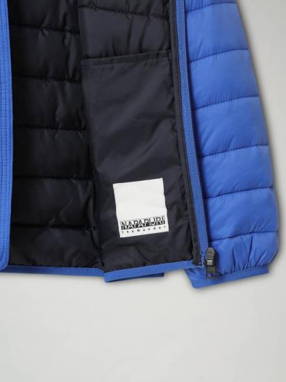 Куртка Napapijri Short jacket Aerons Hood модель NP0A4EPMBE11 — фото 4 - INTERTOP