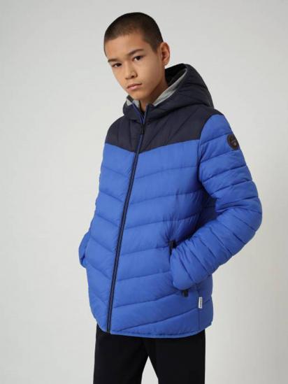 Куртка Napapijri Short jacket Aerons Hood модель NP0A4EPMBE11 — фото - INTERTOP
