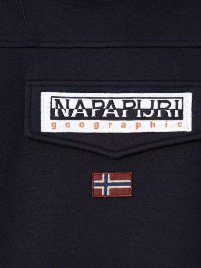 Худі Napapijri Burgee модель NP0A4EQ71761 — фото 4 - INTERTOP