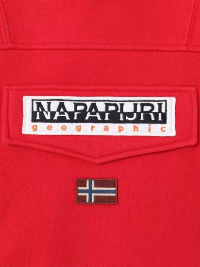 Худі Napapijri Burgee модель NP0A4EQ7R171 — фото 3 - INTERTOP