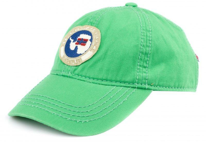 Купить Кепка модель ZO182, Napapijri, Зеленый