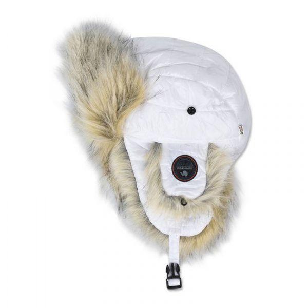 Купить Шапка женские модель ZO620, Napapijri, Белый