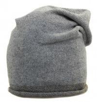 Серые женские шапки , 2017