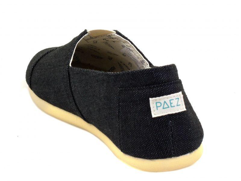 Cлипоны мужские Paez ZP64 размеры обуви, 2017