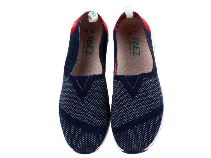 Cлипоны для мужчин Paez ZP73 размеры обуви, 2017