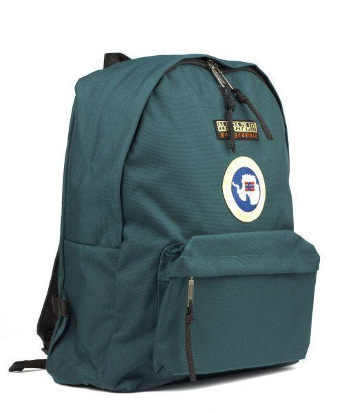 Рюкзак модель ZQ192, Napapijri, Зеленый  - купить со скидкой