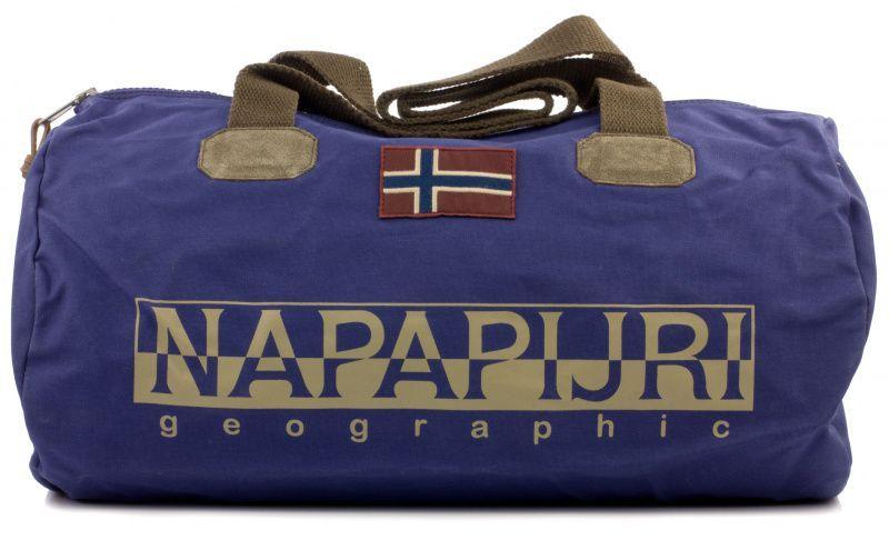 Купить Сумка модель ZQ209, Napapijri, Синий