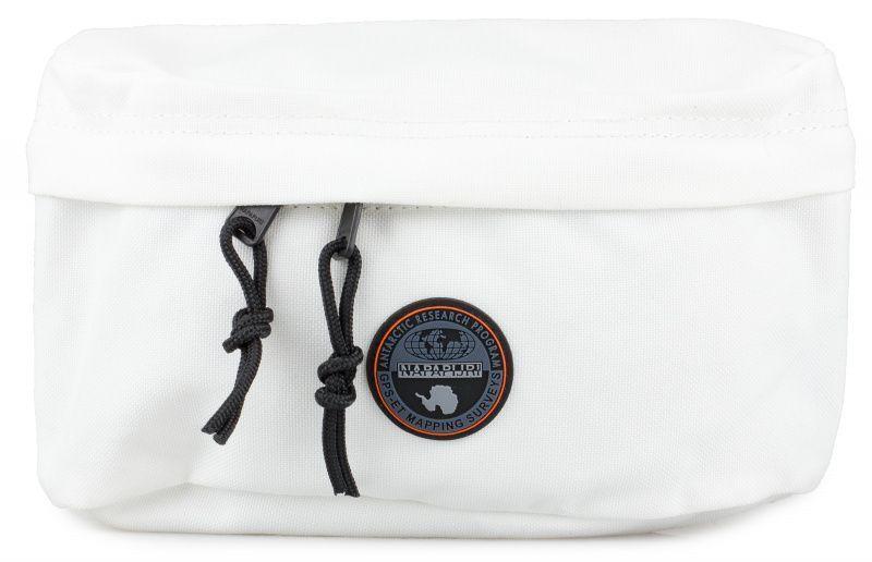 Купить Сумка на пояс модель ZQ308, Napapijri, Белый
