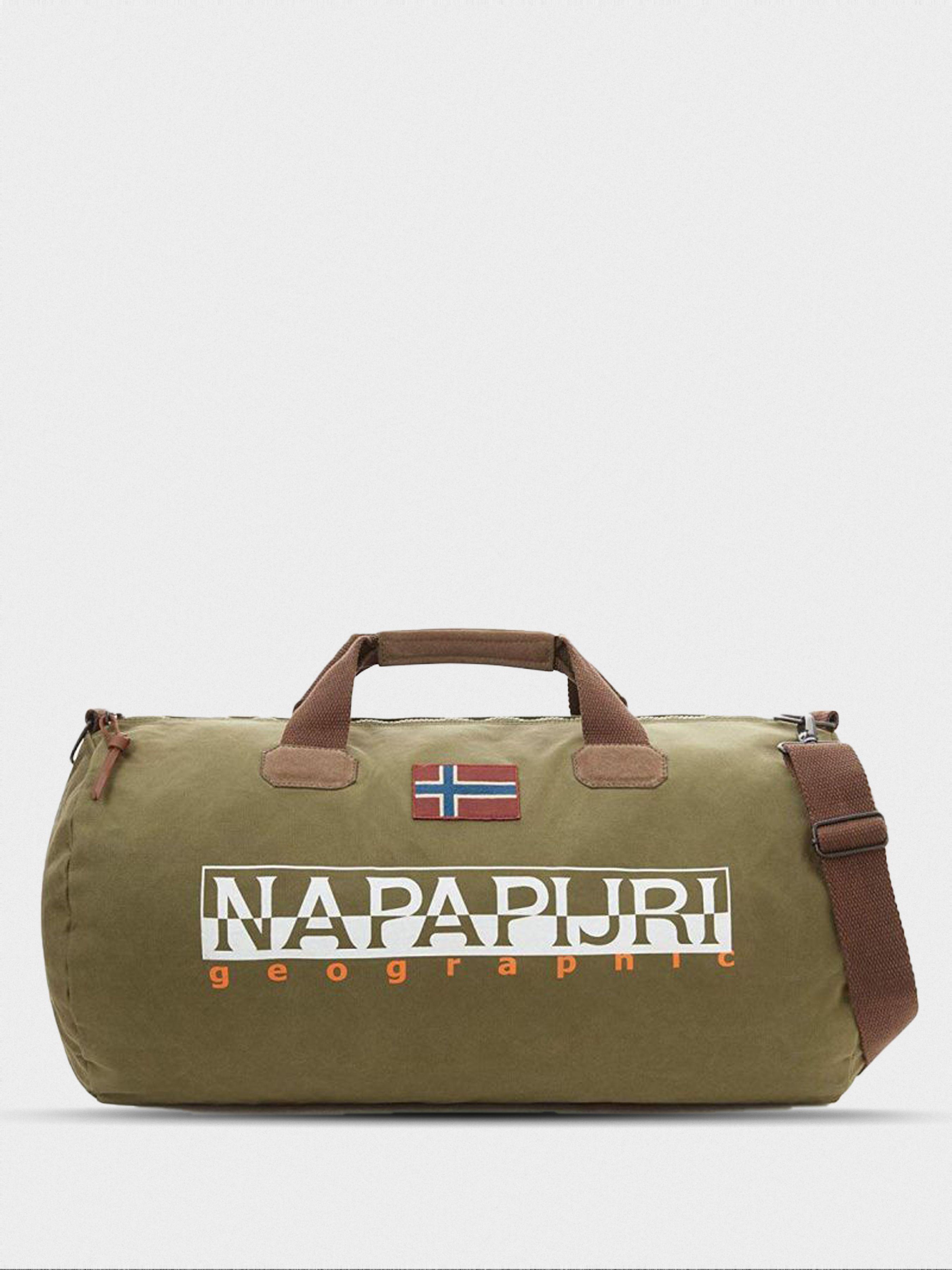 Купить Сумка модель ZQ323, Napapijri, Зеленый