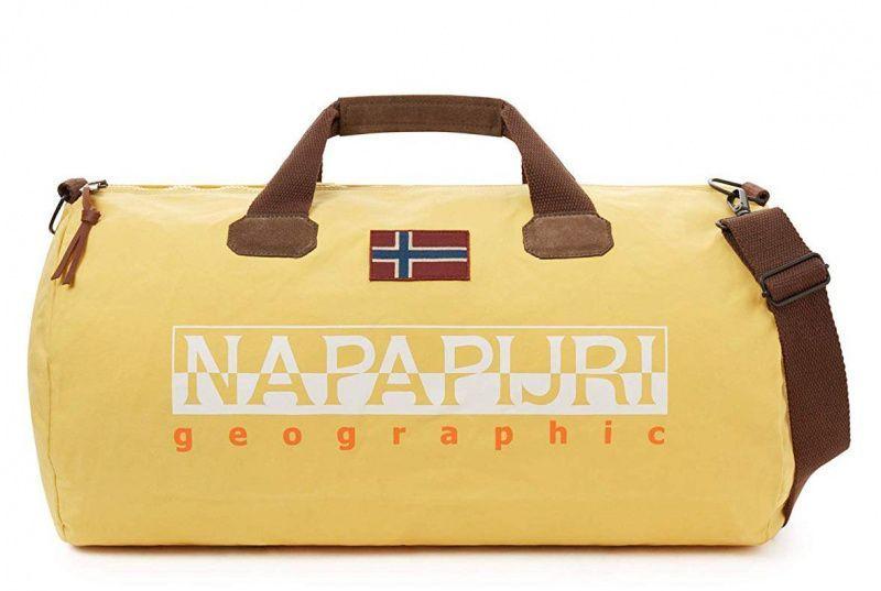 Купить Сумка модель ZQ325, Napapijri, Желтый