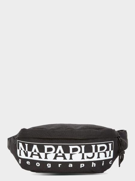 Купить Сумка на пояс модель ZQ356, Napapijri, Черный