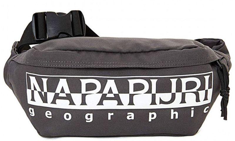 Купить Сумка на пояс модель ZQ358, Napapijri, Серый
