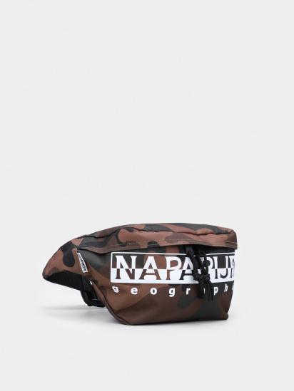 Поясна сумка Napapijri Happy Print модель NP0A4FVLF841 — фото 2 - INTERTOP